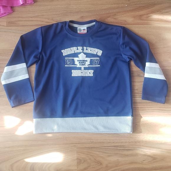 ⭐4/40⭐NHL Toronto Maple Leafs Jersey